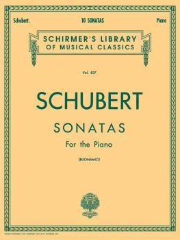 Schirmer Library of Classics Volume 837 (Piano Solo) (HL-50256570)