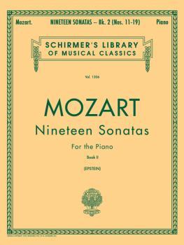 19 Sonatas - Book 2 (Piano Solo) (HL-50258600)
