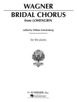 Wedding March (Bridal Chorus - Lohengrin) (Piano Solo) (HL-50265100)