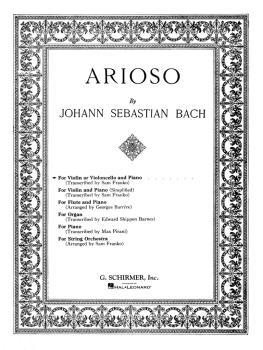 Arioso (Score and Parts) (HL-50273050)