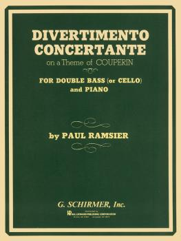 Divertimento Concertante on a Theme of Couperin (Score and Parts) (HL-50290210)
