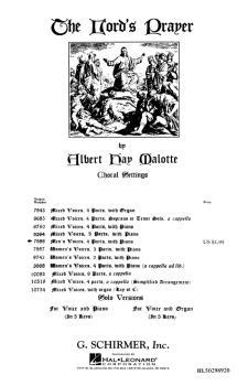 Lord's Prayer (HL-50298920)