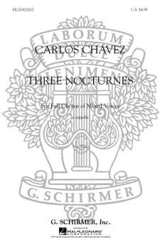 3 Nocturnes A Cappella (HL-50302420)