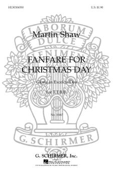 Fanfare for Christmas Day (HL-50306550)