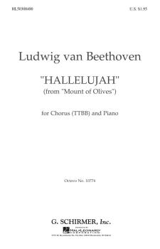 Hallelujah  From Mount Of Olives  Piano (HL-50308400)