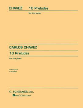 10 Preludes (Piano Solo) (HL-50327570)