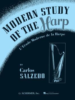 Modern Study of the Harp (L'Etude Moderne de la Harpe) (Harp Method) (HL-50327820)
