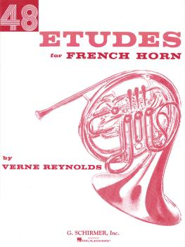 48 Etudes (French Horn Solo) (HL-50329860)