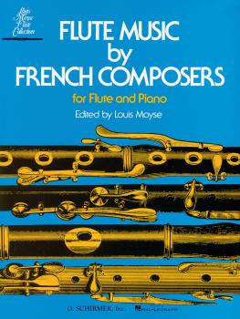 Flute Music by French Composers (for Flute & Piano) (HL-50331090)