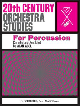 20th Cent. Orch Studies/Perc (HL-50331350)