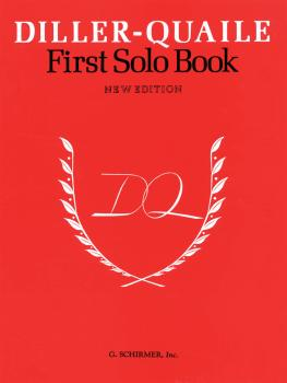 1st Solo Book for Piano (Piano Solo) (HL-50332880)