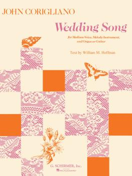 Wedding Song: Medium Voice, Organ, Guitar, and a Melody Instrument Sco (HL-50337090)
