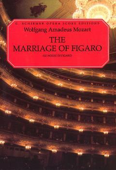 The Marriage of Figaro (Le Nozze di Figaro) (Vocal Score) (HL-50337720)