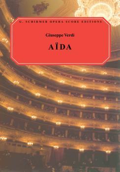 Aïda (Vocal Score) (HL-50338320)
