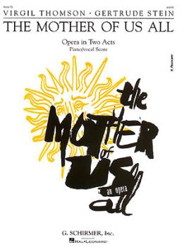 The Mother of Us All (Vocal Score) (HL-50338560)