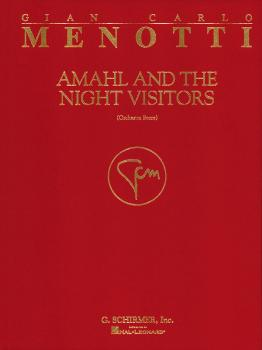 Amahl and the Night Visitors (Full Score) (HL-50340770)