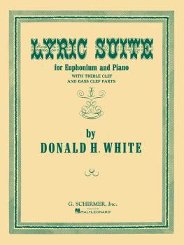 Lyric Suite (Euphonium and Piano) (HL-50365300)