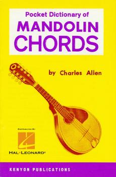 Pocket Dictionary of Mandolin Chords (Mandolin Technique) (HL-50395380)
