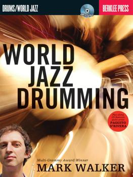 World Jazz Drumming (HL-50449568)