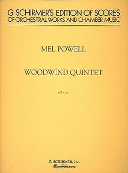 Woodwind Quintet (Full Score) (HL-50481766)