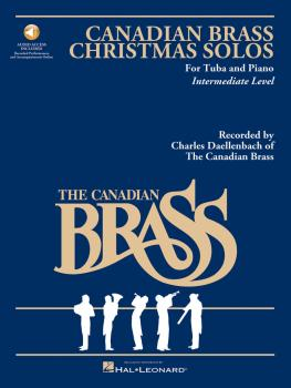 The Canadian Brass Christmas Solos (Tuba) (HL-50482490)