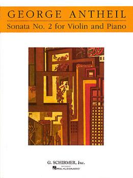 Violin Sonata No. 2 (Violin and Piano) (HL-50482588)