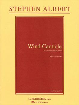 Wind Canticle (Score and Parts) (HL-50482672)