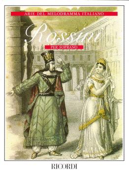 Arie del Melodramma Italiano per Soprano (Arias for Soprano) (HL-50483184)