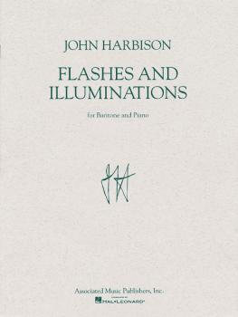 Flashes and Illuminations (Baritone and Piano) (HL-50483322)