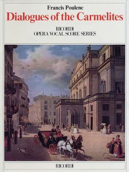 Dialogues of the Carmelites (Vocal Score) (HL-50483327)