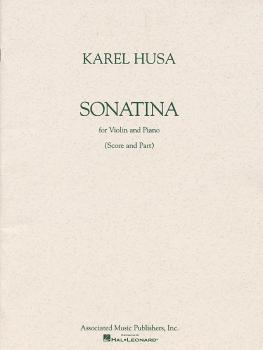 Sonatina for Violin and Piano (Violin and Piano) (HL-50483598)