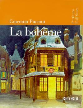 La Bohème (Full Score) (HL-50483662)