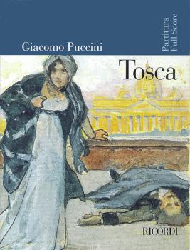 Tosca (Full Score) (HL-50483663)