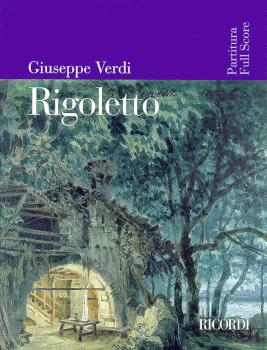 Rigoletto (Full Score) (HL-50483665)