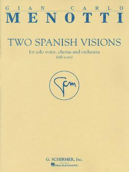 Two Spanish Visions (Full Score) (HL-50483671)