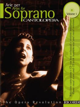 Cantolopera: Arias for Soprano - Volume 1: Cantolopera Collection (HL-50484050)