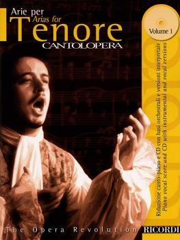Cantolopera: Arias for Tenor - Volume 1: Cantolopera Collection (HL-50484052)