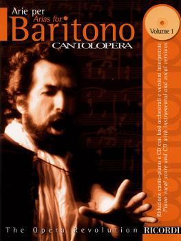 Cantolopera: Arias for Baritone - Volume 1: Cantolopera Collection (HL-50484053)