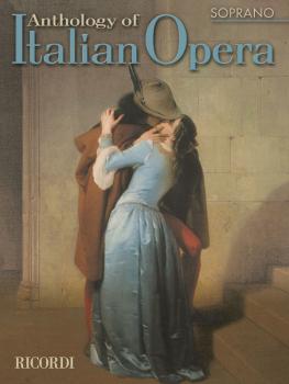 Anthology of Italian Opera (Soprano) (HL-50484600)