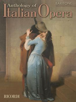 Anthology of Italian Opera (Baritone) (HL-50484603)