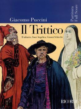 Puccini - Il trittico (Opera Full Score) (HL-50484660)