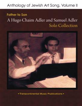 Anthology of Jewish Art Song, Vol. 2: Father to Son: A Hugo Chaim Adle (HL-00191670)