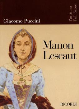 Puccini - Manon Lescaut (Opera Full Score) (HL-50484915)