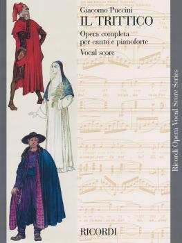 Puccini - Il Trittico: Opera Vocal Score Series (HL-50484916)