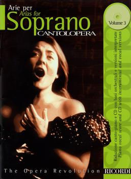 Cantolopera: Arias for Soprano - Volume 3: Cantolopera Collection (HL-50484919)