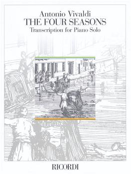 Le quattro stagioni (The Four Seasons), Op.8 Nos.1-4 (Transcribed for  (HL-50485114)