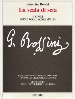 Gioachino Rossini - La scala di seta (The Silken Ladder): Opera Vocal  (HL-50485249)