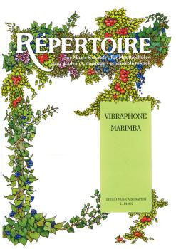Repertoire for Music Schools: Vibraphone and Marimba with Piano Accomp (HL-50485601)