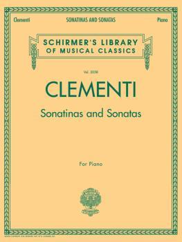 Sonatinas and Sonatas: Schirmer's Library of Musical Classics, Vol. 20 (HL-50485899)