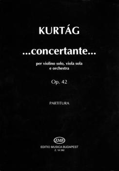 ...concertante...Op. 42 (2003) (Full Score) (HL-50485984)